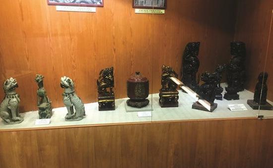 Linh vật Nghê Việt được quảng bá ở nhiều địa phương