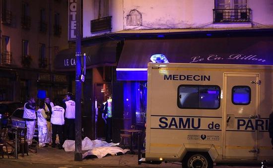 Pháp xác định thêm một đối tượng trong vụ đánh bom tại Paris