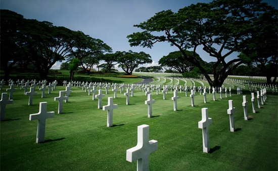 Tour tham quan nghĩa trang tại Mỹ