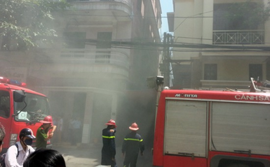 Hà Nội: Hai vụ hỏa hoạn liên tiếp trên phố Vũ Ngọc Phan