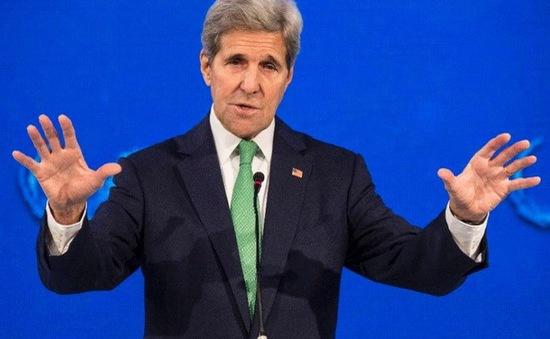 Ngoại trưởng Mỹ xúc tiến hòa bình tại Trung Đông