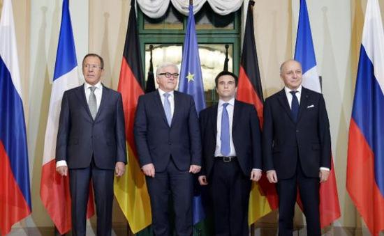 Kế hoạch cuộc gặp thượng đỉnh bốn bên về Ukraine đổ vỡ