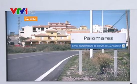 Sự chuyển mình của ngôi làng nhiễm phóng xạ tại Tây Ban Nha
