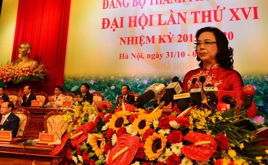 Hà Nội có 4 Phó Bí thư mới