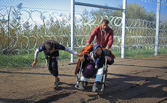 EU bất đồng trong giải quyết vấn đề người di cư