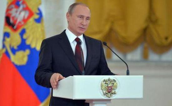 Nước Nga kỷ niệm ngày thống nhất dân tộc nhằm khẳng định tinh thần đoàn kết quốc gia