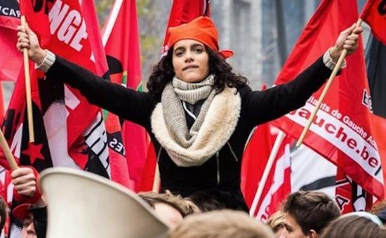 Hơn 8.000 người biểu tình phản đối chính sách khắc khổ tại Bỉ