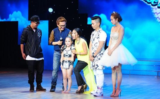 Bước nhảy hoàn vũ nhí 2015: Đoan Trang làm thơ dụ dỗ thí sinh