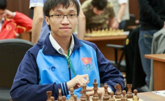 Nguyễn Ngọc Trường Sơn vô địch cờ nhanh châu Á