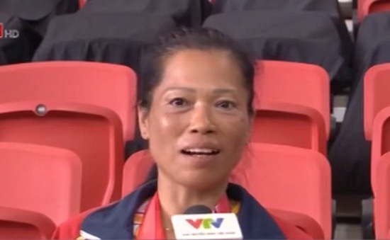 Người phụ nữ không tuổi của thể thao khuyết tật Việt Nam