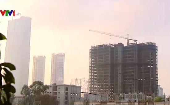 Tồn kho bất động sản giảm trong tháng 8