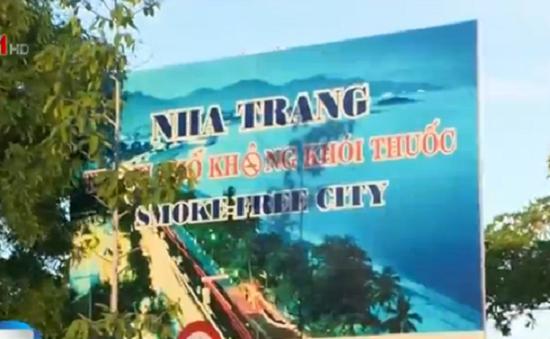 Khánh Hòa tích cực xây dựng mô hình thành phố không khói thuốc