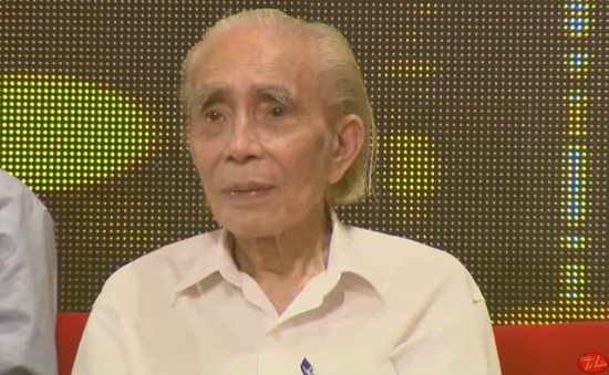 """Hình ảnh đáng nhớ của nhạc sĩ Phan Huỳnh Điểu trong """"Giai điệu tự hào"""""""