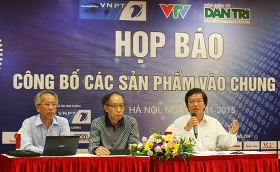 18 tác phẩm công nghệ thông tin lọt vào chung khảo Nhân tài Đất Việt 2015
