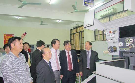 Nhật Bản hỗ trợ Việt Nam đào tạo giáo viên dạy nghề