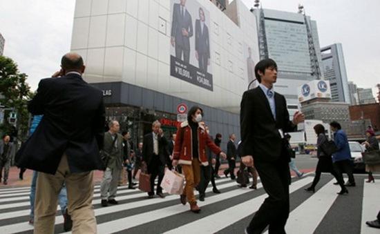 Nhật Bản lại rơi vào suy thoái kinh tế
