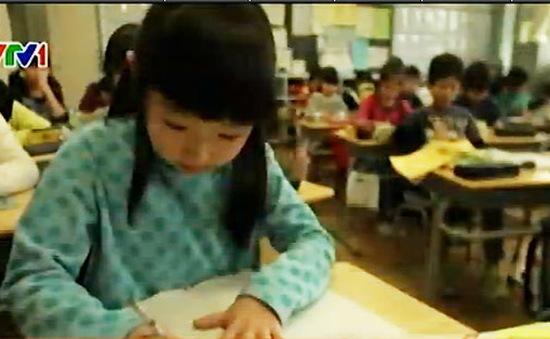 Nhật Bản: Đẩy mạnh việc học tiếng Anh trong trường học