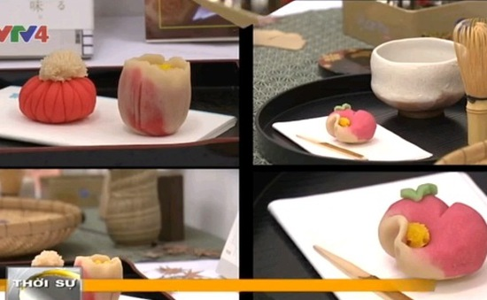 Giới trẻ Việt Nam háo hức học làm bánh truyền thống Nhật Bản