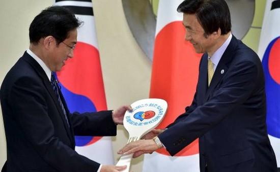 Hàn Quốc và Nhật Bản tiến hành đối thoại an ninh cấp cao