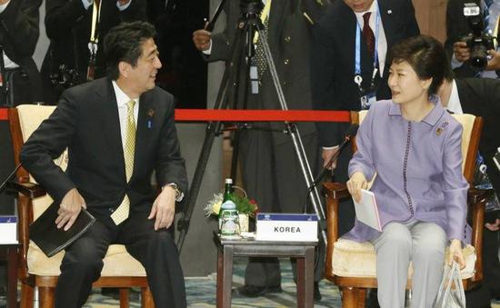 Thủ tướng Nhật Bản: 'Nhiều vướng mắc cần giải quyết trong quan hệ Seoul - Tokyo'