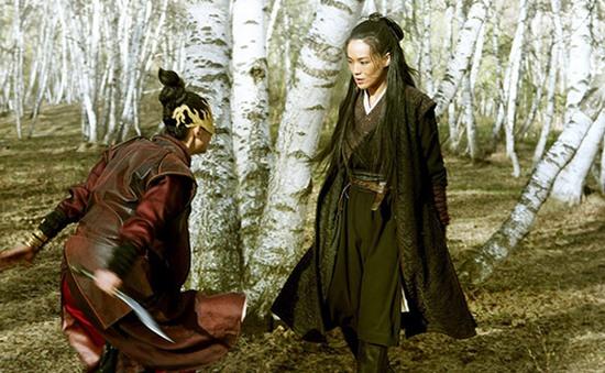 'Thích khách Nhiếp Ẩn Nương' được chọn là phim hay nhất năm 2015