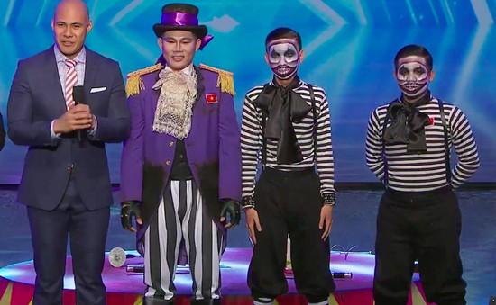 Nhóm kungfu Việt Nam gây bất ngờ tại Asia's Got Talent
