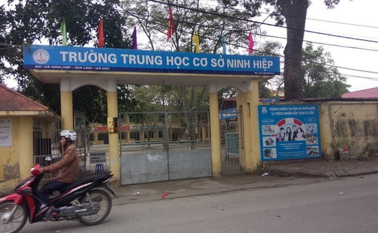 Hà Nội: Phần lớn học sinh xã Ninh Hiệp đã trở lại trường học