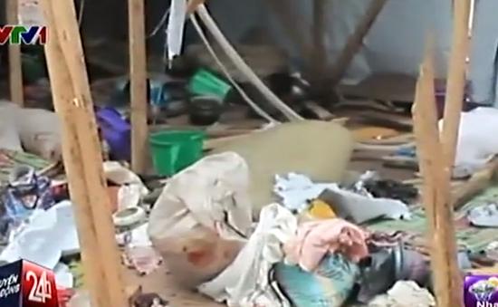 Nigeria: Nổ bom tại trại tập trung, 7 người thiệt mạng