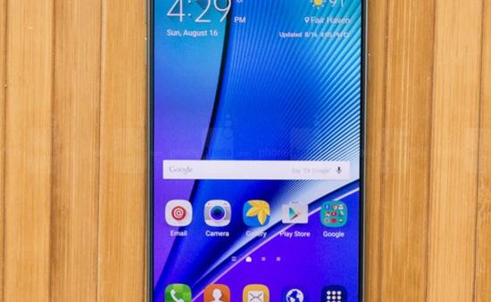 Galaxy Note 5 - Smartphone màn hình rộng tốt nhất