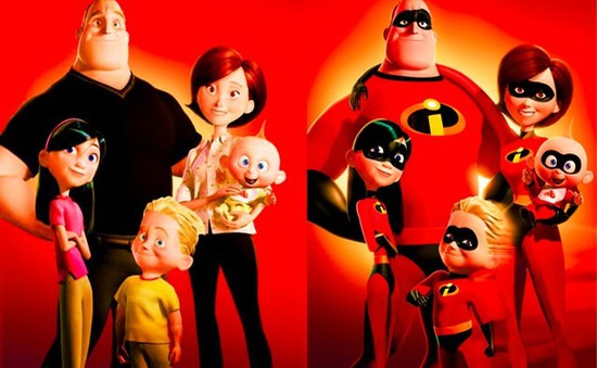 Incredibles 2 sẽ ra mắt vào năm 2019