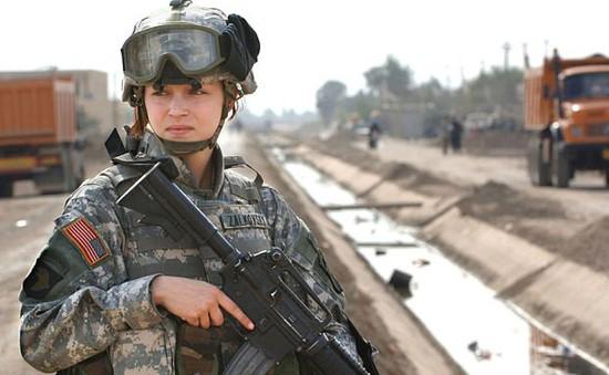 Mỹ cho phép phụ nữ đảm nhận mọi vị trí trong quân đội