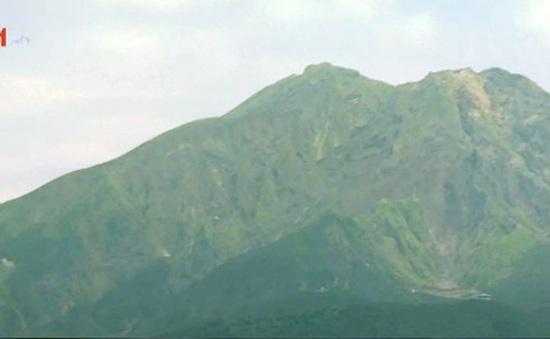 Nhật Bản: Núi lửa gần lò phản ứng hạt nhân sắp hoạt động