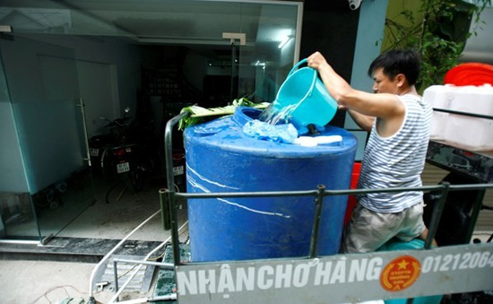 Hà Nội tăng giá nước sạch từ 1/10