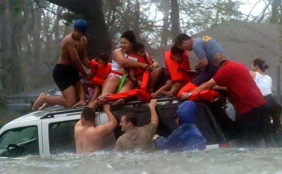 New Orleans, Mỹ - 10 năm sau siêu bão Katrina