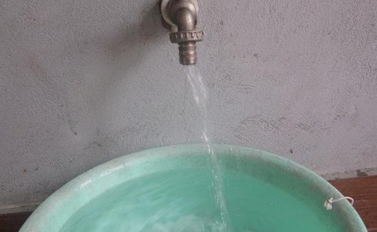 Hôm nay (1/10), giá bán nước sạch tăng 19%