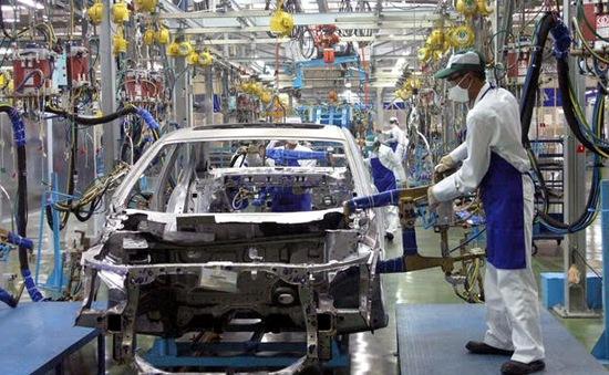 Đề xuất giảm thuế nhập khẩu linh kiện ôtô về 0% từ năm 2016