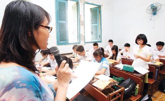 Chỉ 1/3 giáo viên tiếng Anh đạt chuẩn năng lực ngoại ngữ