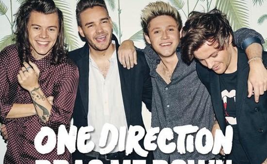 One Direction lập kỷ lục mới với Drag Me Down
