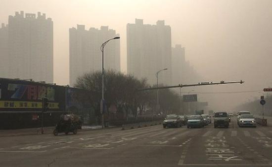 Ô nhiễm không khí – Thách thức lâu dài với Trung Quốc