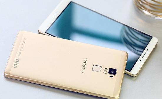 Biến thể cao cấp của Oppo R7 Plus ra mắt với RAM 4GB, bộ nhớ trong 64GB