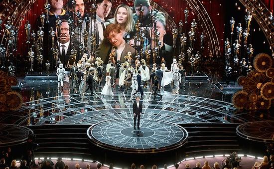 Oscar 2015 - Những hình ảnh ấn tượng