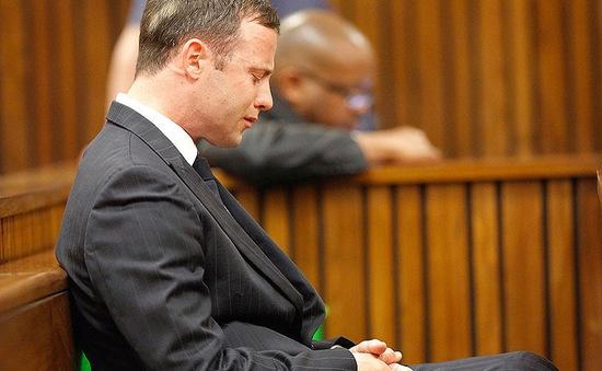 VĐV khuyết tật Oscar Pistorius bị kết tội giết người