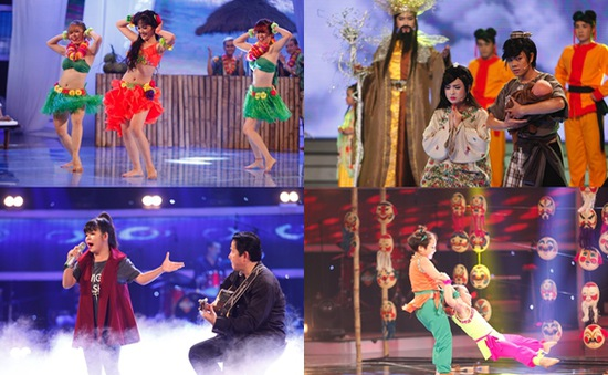 Vietnam's Got Talent: Những hình ảnh đáng nhớ trong Đêm chung kết 2
