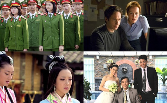 Đón xem chùm phim đặc sắc trên VTV6 trong tháng 7