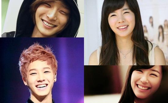 Những sao Hàn sở hữu đôi mắt cười dễ dương