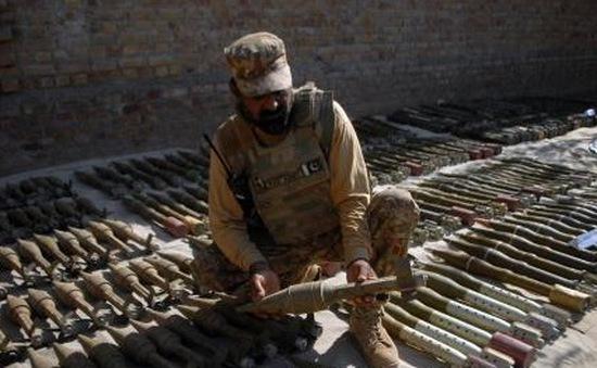 Mỹ cấp cho Pakistan 265 triệu USD để chống khủng bố và phiến quân