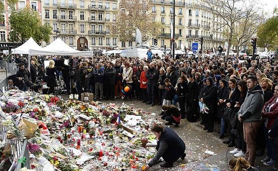 """Nạn nhân khủng bố ở Paris """"đau khổ nhưng không thù hận"""""""