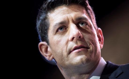 Hạ Nghị sỹ đảng Cộng hòa Paul Ryan đắc cử Chủ tịch Hạ viện Mỹ