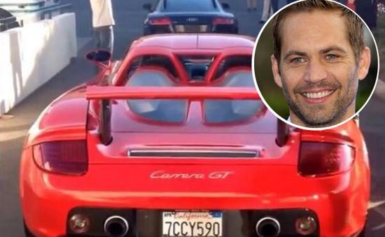 Con gái Paul Walker kiện Porsche vì cái chết của cha