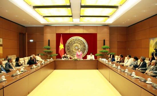 Phó Chủ tịch Quốc hội Nguyễn Thị Kim Ngân tiếp Đoàn đại biểu Quốc hội tỉnh Tây Ninh